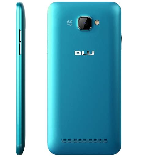 blue cell phone brand new dash 5 0 d410a blue gsm unlocked