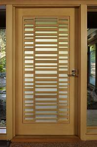 Modern safety door design for home for Safety door designs for home