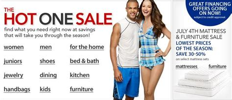 macy s the one sale july 4th mattress furniture