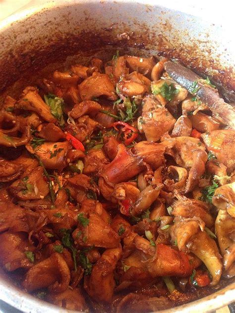 recette de cuisine antillaise guadeloupe fricassé de lambis my haitian food recettes antillaises creoles et cuisine