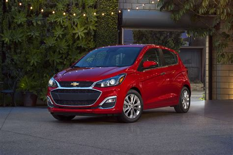 2019 Chevy Spark Gets A Facelift, Stays Activ Roadshow
