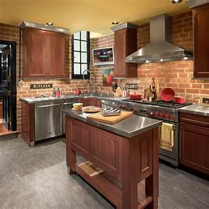 Residential Interiors - Industrial - Kitchen - other metro ...