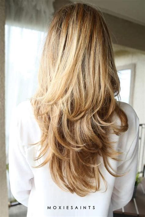 12 Best Long Haircuts for Long Layered Hair Fashion Daily