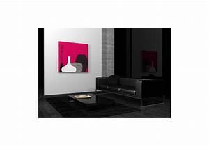 Tableau Design Salon : tableau vase moderne d coration salon lihod qorashai ~ Teatrodelosmanantiales.com Idées de Décoration