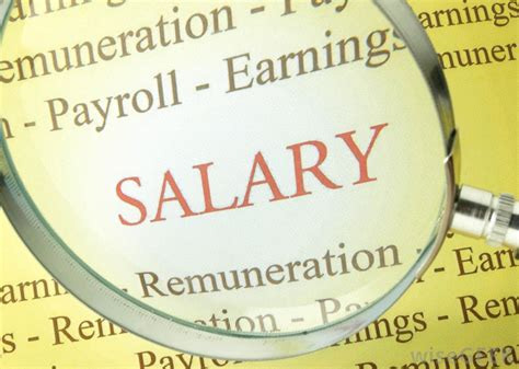 salary  wage administration  pictures