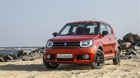 maruti ignis expert review ignis road test