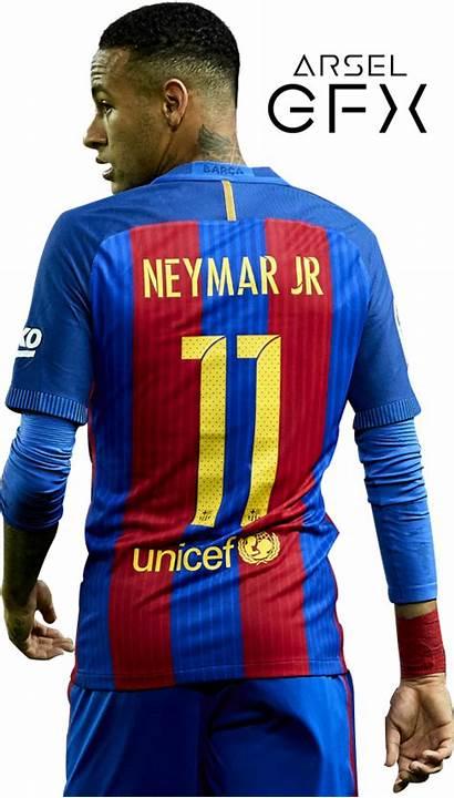 Neymar Render Barcelona Messi Sayt Jr Wapking