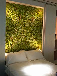 Moss, Walls, The, Interior, Design, Trend, That, Turns, Your, Home, Into, A, Forest