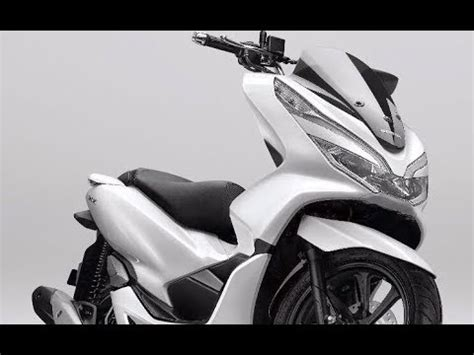 Pcx 2018 Color by 2018 Honda Pcx 150 Abs White Colors New Honda Pcx 150