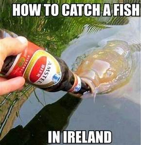 Funny Fishing P... Beer Fishing Quotes