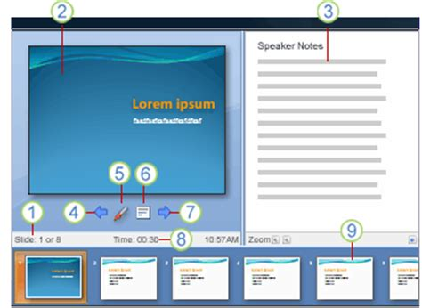 what is presenter view powerpoint