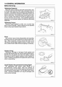 Kawasaki Ninja 250r Workshop Manual