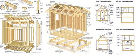 free wood storage shed plans ryanshedplans 12 000 shed plans with woodworking designs