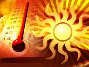 Dangerously hot weather prompts warnings   Cedar Springs ...