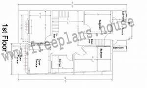 35×55 Feet /178 Square Meters House Plan