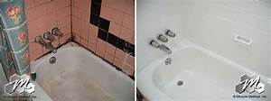 how much does it cost to refinish my tub and tile compared With how much to refurbish a bathroom