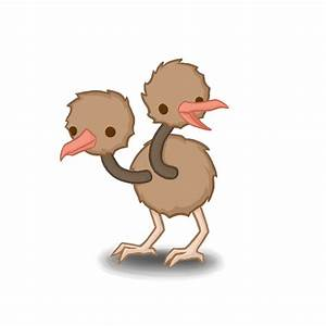Doduo Images | Pokemon Images