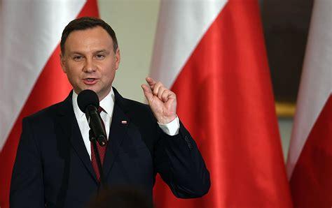 Polish President Says Poland Will Never Legalise Same