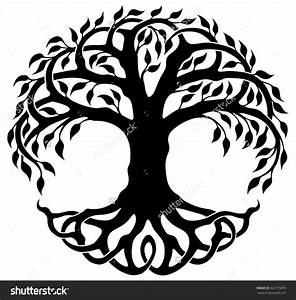 Celtic Tree Of Life Symbol | www.pixshark.com - Images ...