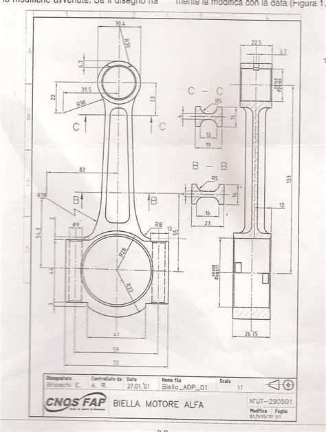 disegno meccanico dispense manovella disegno tecnico 23598 9 oggi disegniamo la