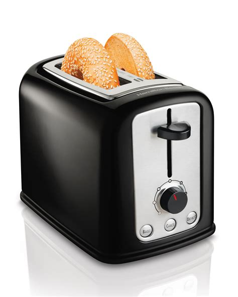 Coolest Toaster - hamilton cool touch 2 slice toaster