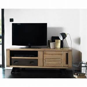 meuble tv 1 porte coulissante meubles rigaud With meuble 1 porte