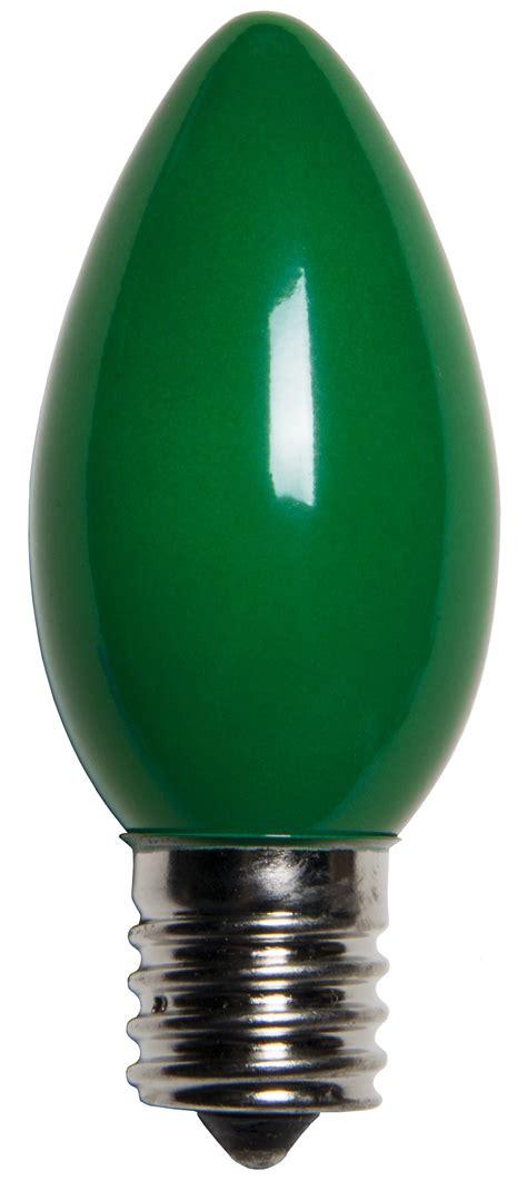 christmas light bulb  green christmas light bulbs