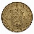 Buy Netherlands Gold 10 Guilders | Monument Metals