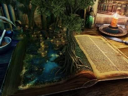 Fantasy Books Desktop Wallpapers Background Spec Backgrounds