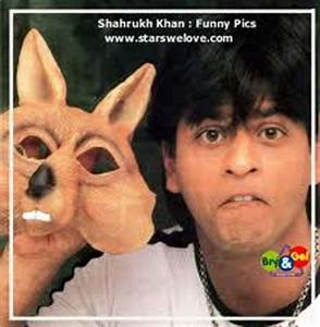 Shahrukh Khan Funny Pictures 2011 | All Funny