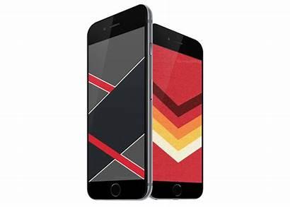 Mkbhd Iphone Ipad Wallpapers Desktop Mockup Chevron