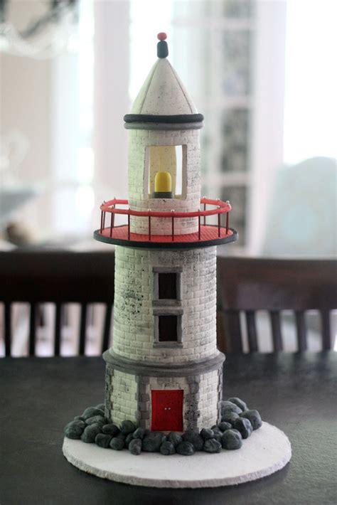 lighthouse cake  stormy night mcgreevy cakes