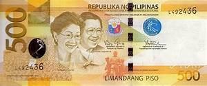 Philippine five hundred peso note - Wikipedia