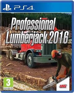Jeux De Camion Ps4 : professional lumberjack 2016 ps4 ~ Melissatoandfro.com Idées de Décoration