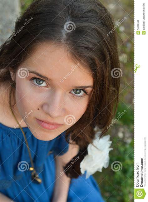Beautiful Teen Girl Stock Photography  Image 30519882