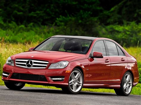 Mercedes-benz Usa Recalls C-class W204 For Taillights