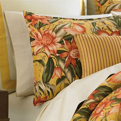 Tommy Bahama Bedroom Sets by Tommy Bahama Tropical Lily Comforter Amp Duvet Sets From