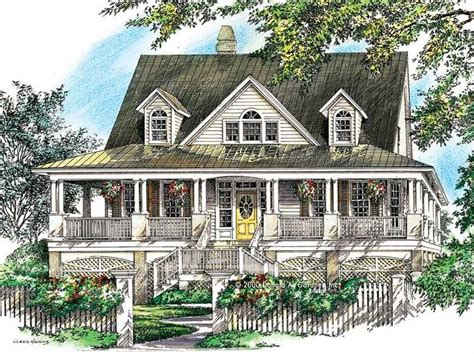 country house plans with wrap around porches eplans country house plan wrap around porch captures