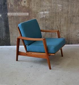 60er arne wahl iversen teak sessel danish design 60s easy chair teakwood komfort With sessel danish design