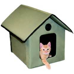 heated cat beds k h pet products k h outdoor heated kitty house heated cat