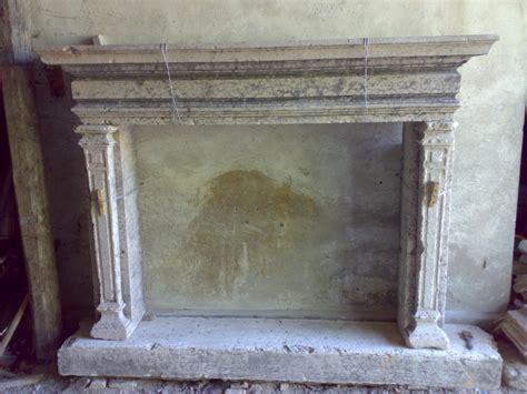 camini antichi in marmo recupero materiali