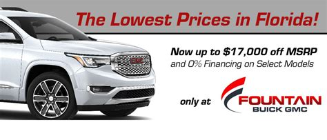 Florida Buick Dealers by Buick Gmc In Orlando Serving Kissimmee
