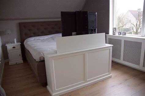 kast voeteneind bed met tv lift werkspot - Tv Kast Voeteneind Bed