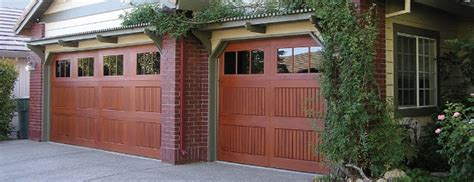 Fiberglass Garage Doors  Impression Collection