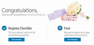 How to create a wedding registry for the top retail stores for Walmart registry wedding gifts