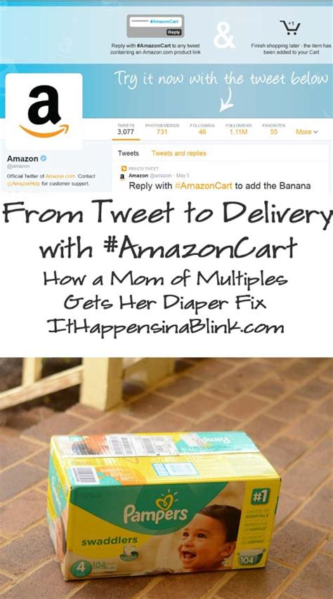 amazoncart delivery tweet amazon contains starting purchase thing link want easy