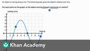 If An Object Is In Uniform Motion The Dots On A Motion