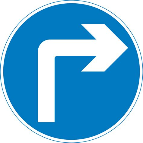 You can copy, modify, distribute and perform the work, even for commercial purposes, all without asking permission. File:UK traffic sign 609A.svg - Wikimedia Commons