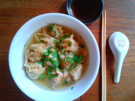 cuisine un chinois gargotte chinoise le temps d 39 une soupe aux raviolis