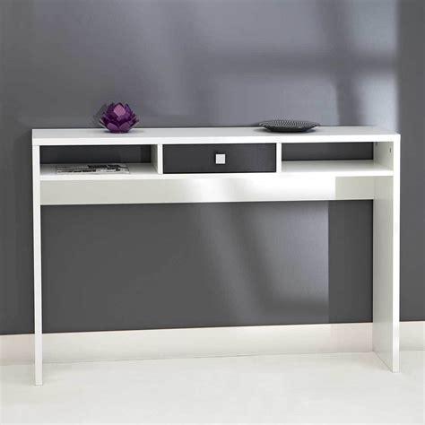 console entree design avec tiroir
